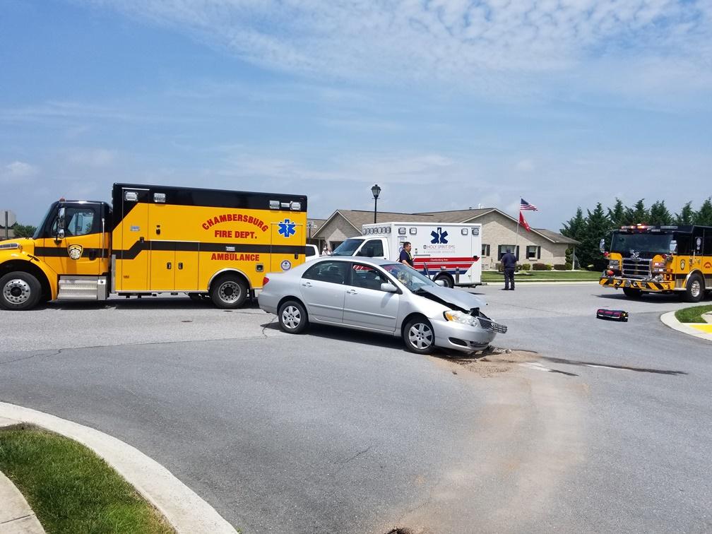 Chambersburg Fire Department - News