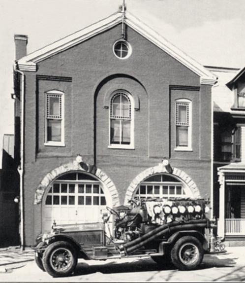 Chambersburg Fire Department - Department History